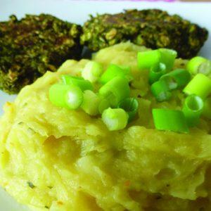 Pastinaken-Kartoffel-Püree für Thermomix® und Kochtopf